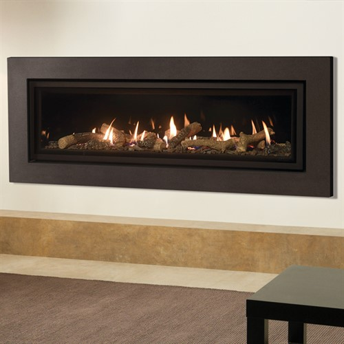 Gazco Studio Expression Mk2 Wall Mounted Gas Fire (Balanced Flue)