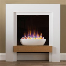 Gallery Alto Freestanding Electric Fireplace Suite