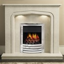 Be Modern Plus Cassola Marble Fireplace Suite