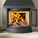 Nordpeis NI-25 Woodburning Fireplace Stove