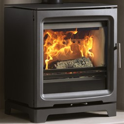 PureVision HD PV5W (Wide) Wood Burning / Multi-Fuel Stove (Mk2)