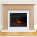 Eko Fires 1210 LED Electric Fireplace Suite