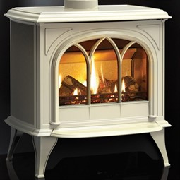 Gazco Huntingdon 40 Balanced Flue Gas Stove