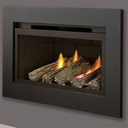 Crystal Fires Boston High Efficiency Gas Fire