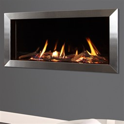 Collection by Michael Miller Eden Elite Gas Fire