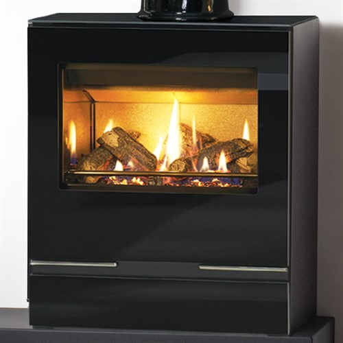 Gazco Riva Vision Gas Stove - Medium
