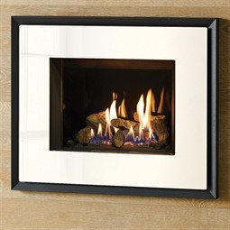 Gazco Riva2 500 Evoke Glass Gas Fire