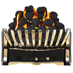 Eko Fires 2050 Tapered Inset Tray Gas Fire
