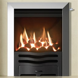 Gazco Logic HE Wave Balanced Flue Gas Fire