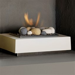 Eko Fires 2040 Contemporary Gas Fire Basket