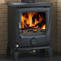 Cast Tec Cougar 5 Wood Burning / Multi-Fuel Stove
