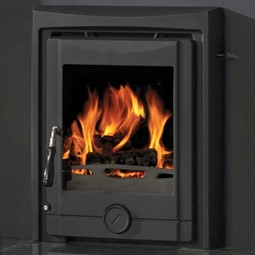Cast Tec Cougar Wood Burning / Multi-Fuel Inset Stove