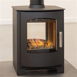 Mendip Churchill 8 SE Double Sided Wood Burning / Multi-Fuel Stove