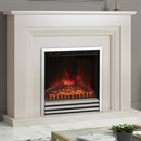 Elgin & Hall Amorina Electric Fireplace Suite