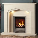 Elgin & Hall Aurelia Limestone Fireplace Suite