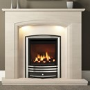 Elgin & Hall Elissa Limestone Fireplace Suite