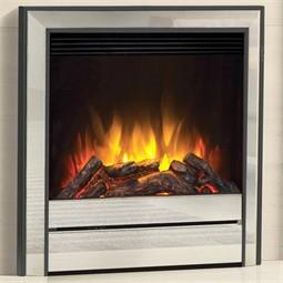 Elgin Hall Chollerton 22 Widescreen Electric Fire Hotpricecouk