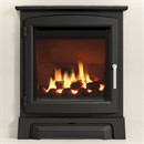 Elgin & Hall Gas Fire with Cast Stove Trim