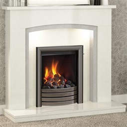 Elgin & Hall Florano Marble Fireplace Suite