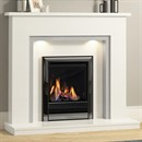 Elgin & Hall Timara Marble Fireplace Suite