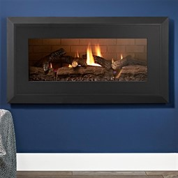 Eko Fires 8020 Inset Wall Mounted Gas Fire