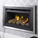 Crystal Fires Florida HE High Efficiency Gas Fire