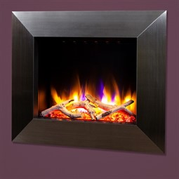 Celsi Ultiflame VR Impulse Inset Wall Mounted Electric Fire