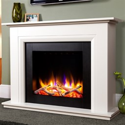 Celsi Ultiflame VR Elara Electric Fireplace Suite