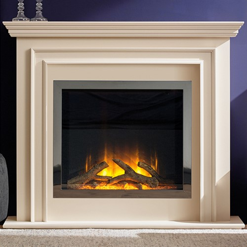 Flamerite Fires Princeton Electric Fireplace Suite