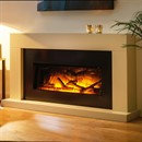 Flamerite Fires Kayden Electric Fireplace Suite