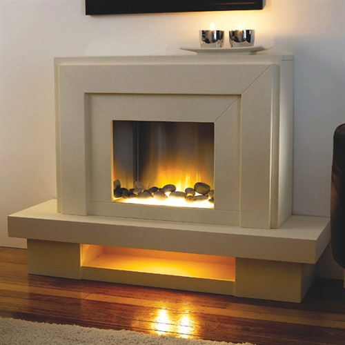 Flamerite Fires Lazio Electric Fireplace Suite