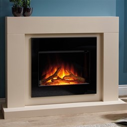 Flamerite Fires Reverie Electric Fireplace Suite