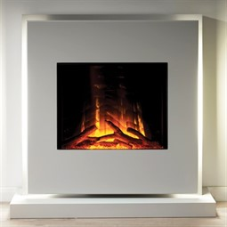 Flamerite Fires Elara Electric Fireplace Suite