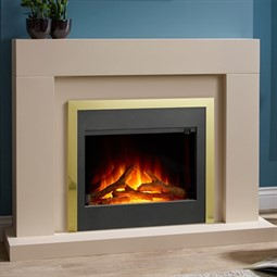 Flamerite Fires Votary Electric Fireplace Suite