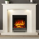Be Modern Emelia Marble Fireplace Suite