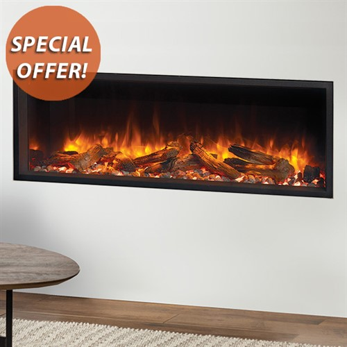 Gazco eReflex Inset 105R Electric Fire