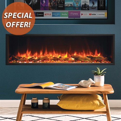 Gazco eReflex Inset 135R Electric Fire