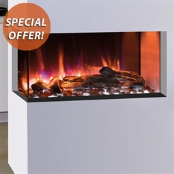 Gazco eReflex Outset 70W Electric Fire