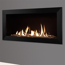 Collection by Michael Miller Eden Elite Slimline Balanced Flue Gas Fire