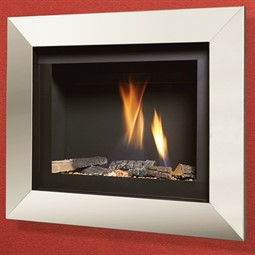 Collection by Michael Miller Celena Slimline Balanced Flue Gas Fire