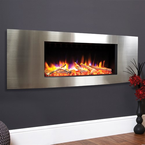 Celsi Ultiflame VR Vichy Inset Wall Mounted Electric Fire