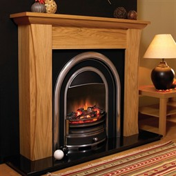 Flamerite Fires Austen LED Electric Fireplace Suite