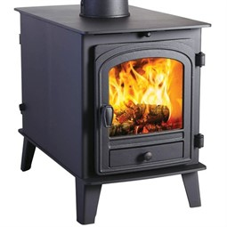 Parkray Consort 4 Double Sided Wood Burning / Multi-Fuel Stove