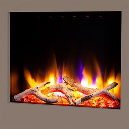 Celsi Ultiflame VR Celena Inset Wall Mounted Electric Fire