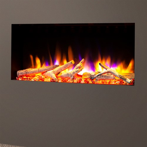 Celsi Ultiflame VR Elite Inset Wall Mounted Electric Fire