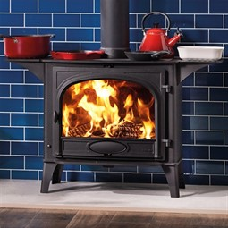 Stovax Stockton 11 Wood Burning Cook Stove
