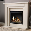 Pureglow Hanley with Chelsea High Efficiency Gas Fire Suite