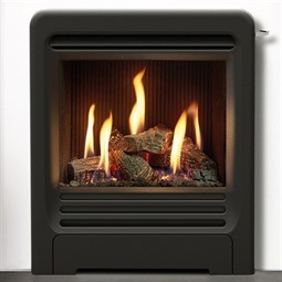 Gazco Logic HE Beat Inset Balanced Flue Gas Fire