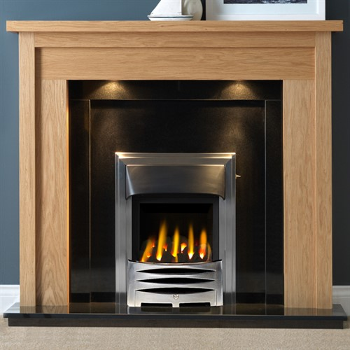 Gallery Askham Wooden Fireplace Suite