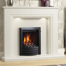 Elgin & Hall Amorina Marble Fireplace Suite